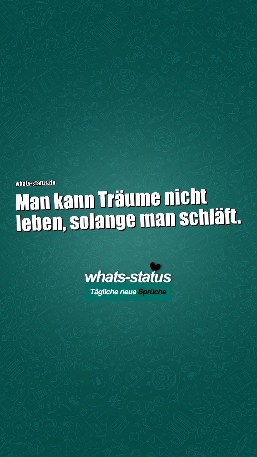 Traume Spruche Whatsapp Top 100 Whatsapp Status Kurze Spruche 2019